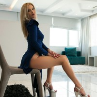 Escorts Club - Γραφεία συνοδών πολυτελείας σε Ηράκλειο - Leyla Hot Blonde